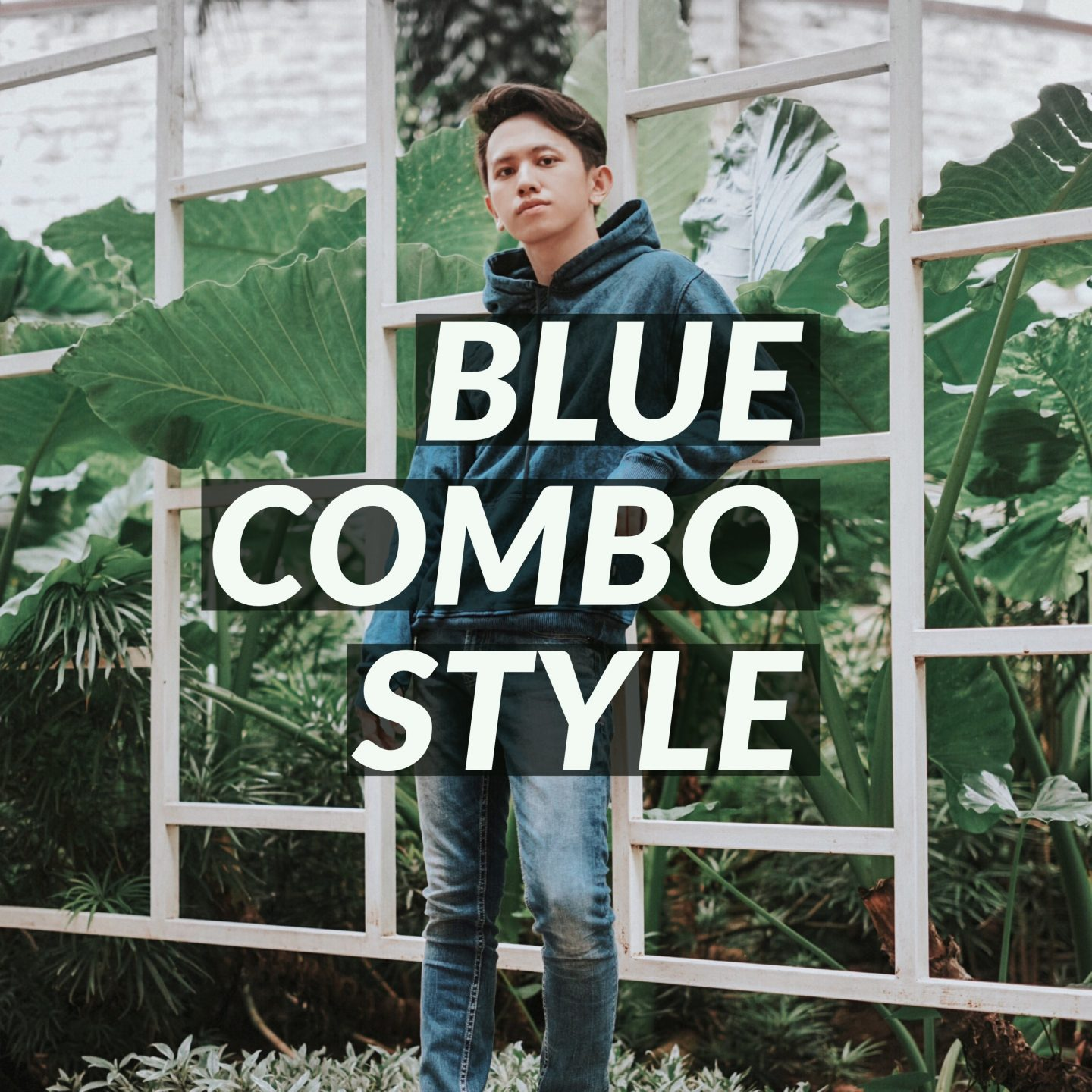 BLUE COMBO STYLE