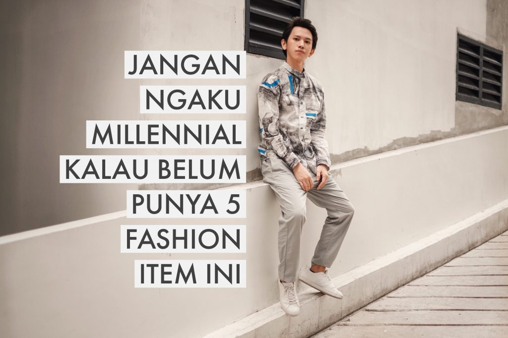 hendra wijaya hendrawithjaya.com Indonesian fashion blogger pria indonesia style ootd istyle mangan ngoako millennial kale belum puny 5 fashion item ini tips and trick bomber jacket denim leather printed patterned shirt turtleneck shirt ootd influencer indonesia fashion influencer lifestyle influencer