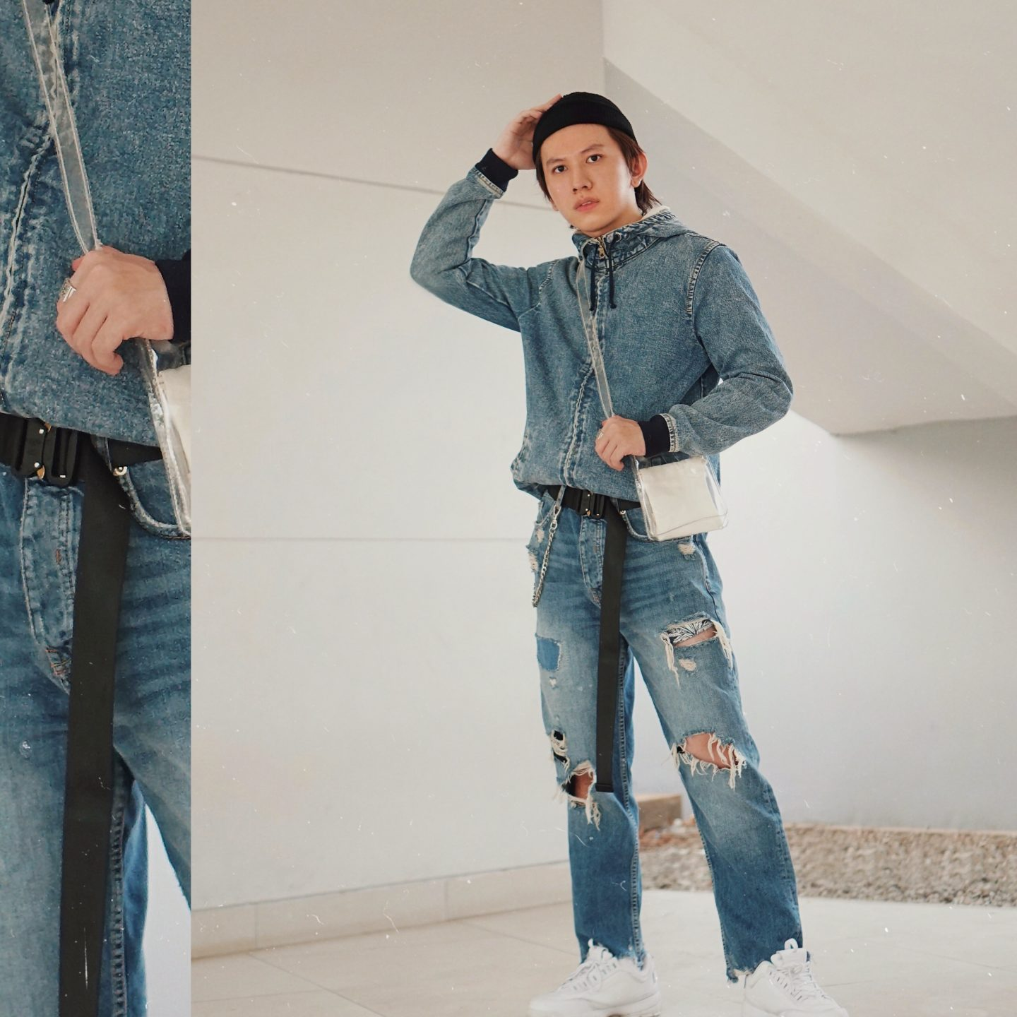 HOW TO STEP UP YOUR DENIM LOOK!​